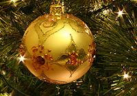 La leggenda della prima decorazione di Natale