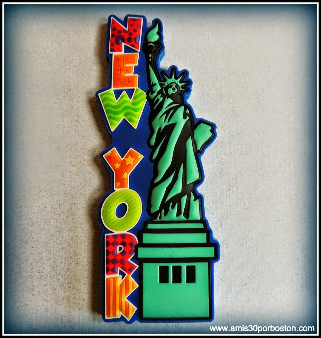 Segunda Visita a Nueva York: Día 1