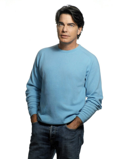 peter gallagher blue sweatshirt jeans season 3 promo promotional photo photos