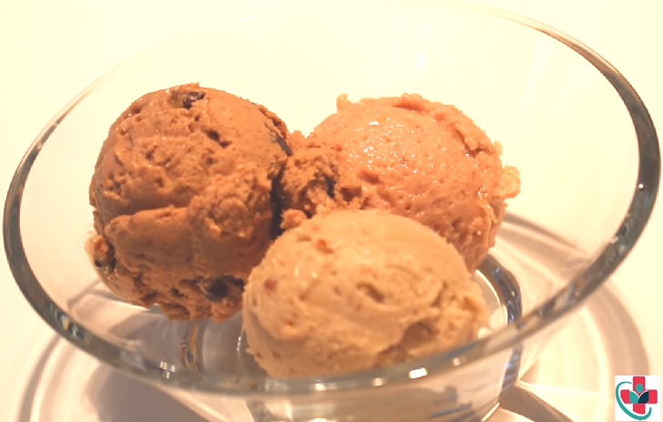 How to make creamy ice-cream with just one ingredient