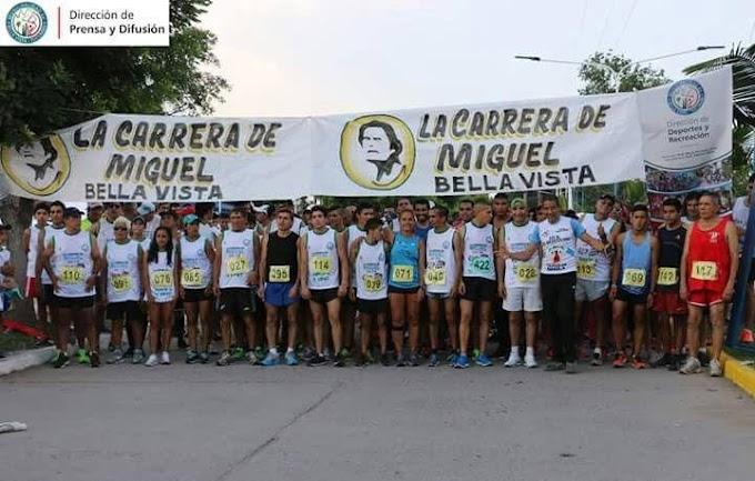 Con la Memoria y el corazón se disputó La Carrera de Miguel