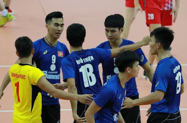 Bóng chuyền Việt Nam sẽ khởi sắc từ CLB