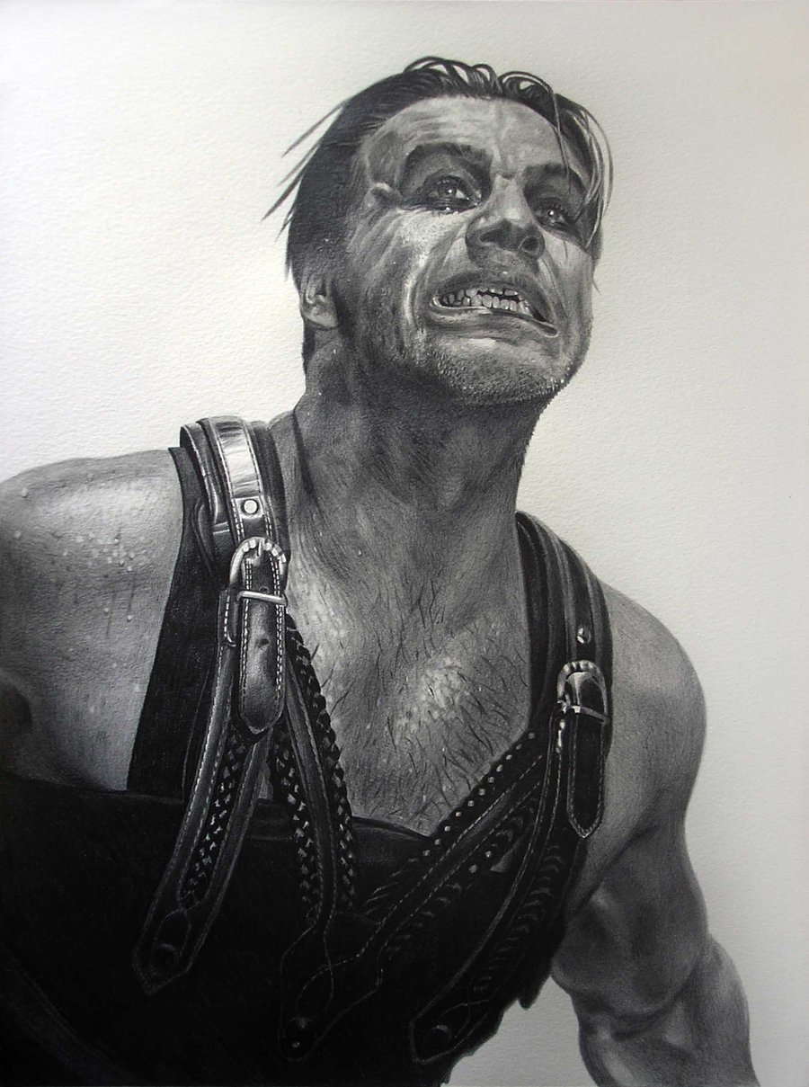 till lindemann hairstyles - men hair styles collection