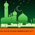 Tarikh Puasa Ramadhan 2017 Malaysia