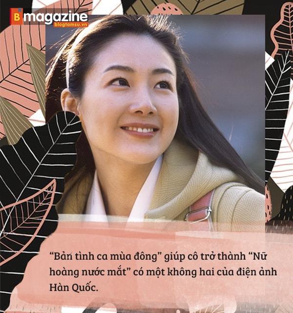 'Nữ hoàng nước mắt' Choi Ji Woo: mơ về một hạnh phúc nhỏ bé, giản dị - Ảnh 10