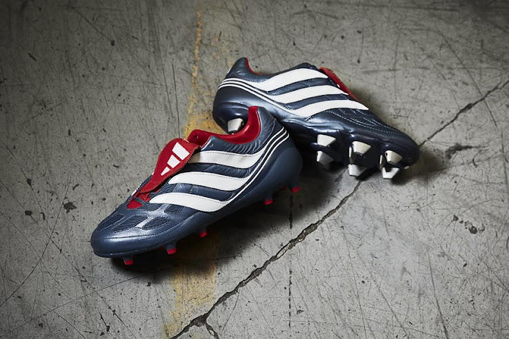 newest 20486 9477d Adidas Predator Precision - 2017 Remake vs 2000 Original - Footy Headlines