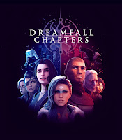 Dreamfall Chapters Game Logo