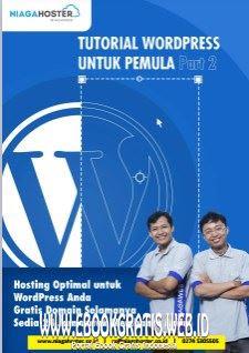 Ebook Tutorial WordPress Untuk Pemula Part 2