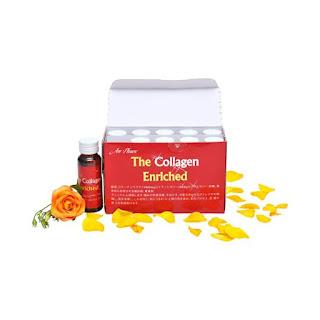 Sản phẩm cần bán: Tìm đại lý phân phối Nước uống dưỡng trắng Collagen The Enrich MAU%2BDO