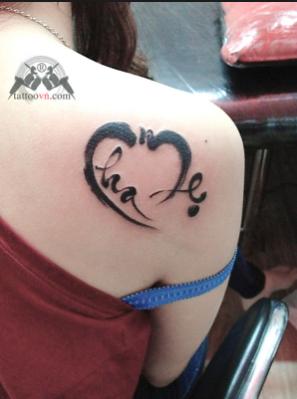 Tiệm xăm nghệ thuật tattoo
