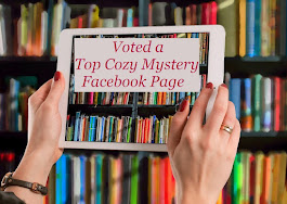Top Cozy Mystery FB Page