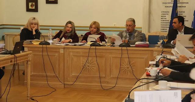 Τα θέματα της Αργολίδας στην συνεδρίαση της Οικονομικής Επιτροπής της Περ. Πελοποννήσου