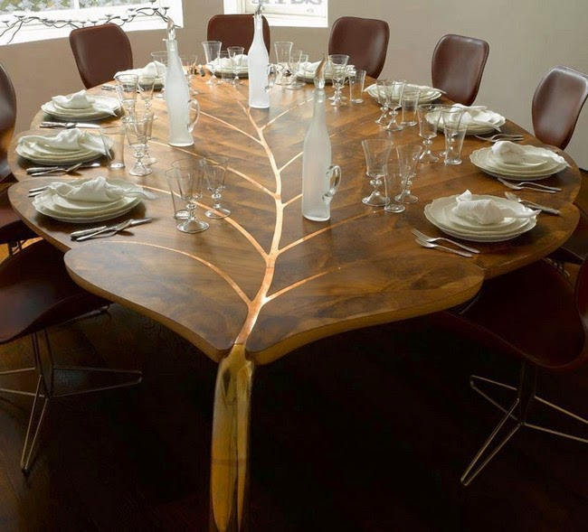 20 Cool Examples of Table Design To Spice Up Your Dream Home