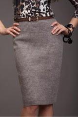 Сшить юбку из трикотажных тканей