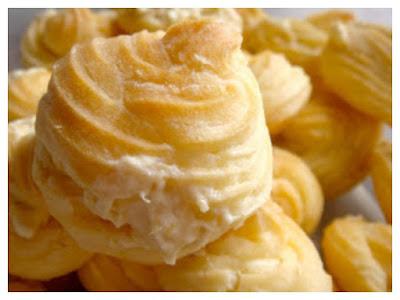 Resepi Cream Puff Yang Mudah