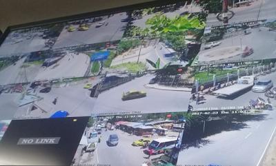Governu Xina Entrega Sistema CCTV Ba Instituisaun PNTL