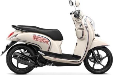 Perjalanan Generasi Honda Scoopy Dari Masa Ke Masa