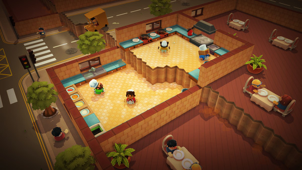 Overcooked PC Game