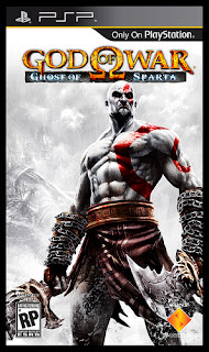 God of War Ghost of Sparta PSP ISO Download