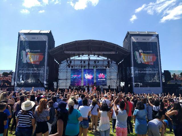 @HuaweiZA and @KFMza Celebrates #HuaweiKDay #SouthAfrica