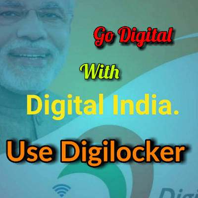 Go digital with Digilocker