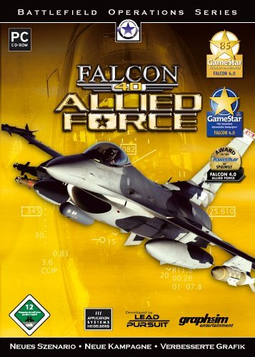 Falcon 4.0: Allied Force Download Free PC Game