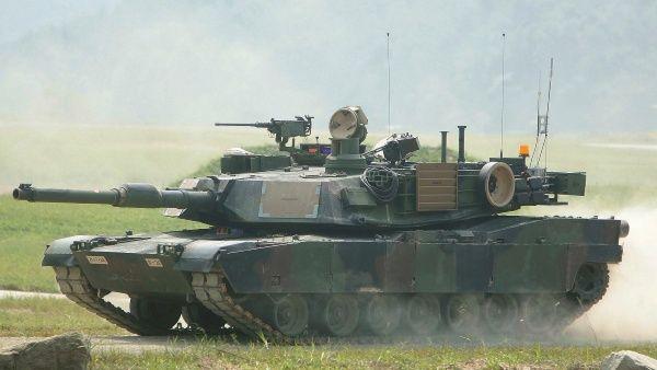 Taiwán evalúa comprar tanques a Estados Unidos