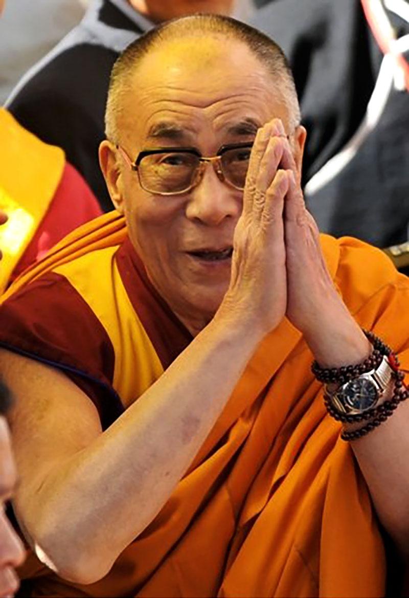 Resultado de imagen para Dalai Lama y su Rolex Day-Date