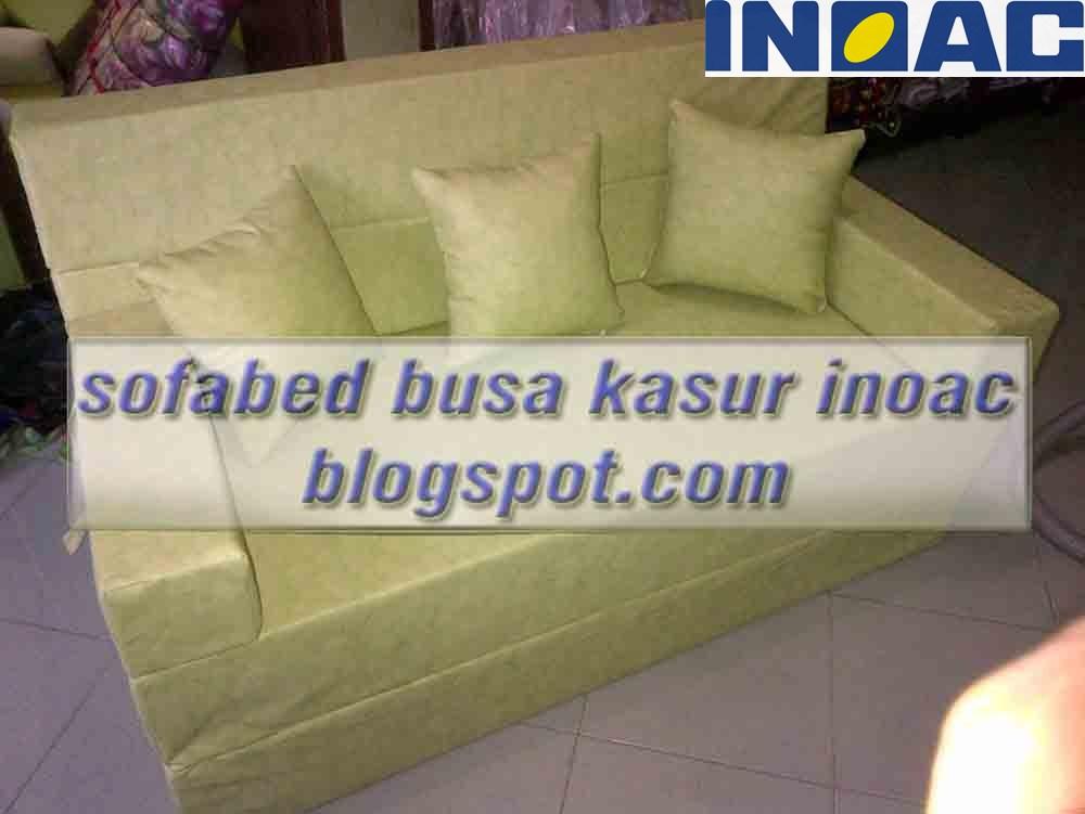 sofa bed kasur busa lipat inoac jakarta best leather care products for sofabed minimalis jakarta: harga murah produk ...