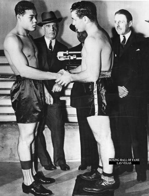 8 April 1941 worldwartwo.filminspector.com Joe Louis Tony Musto