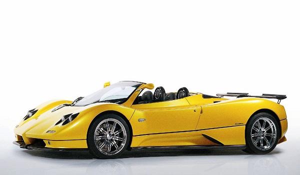 Pagani Zonda S 7.3 Roadster