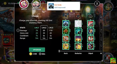 Game Dungeon Legends Mod Apk Android
