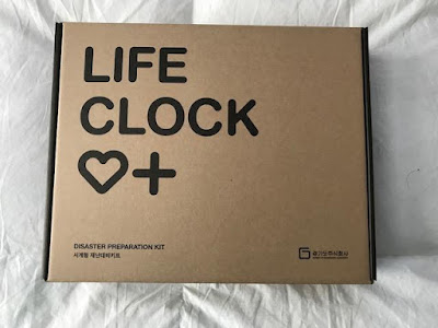 Save your Life with LIFE CLOCK