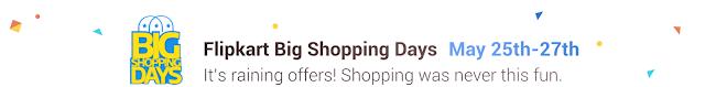 Fipkart Big Shopping Days