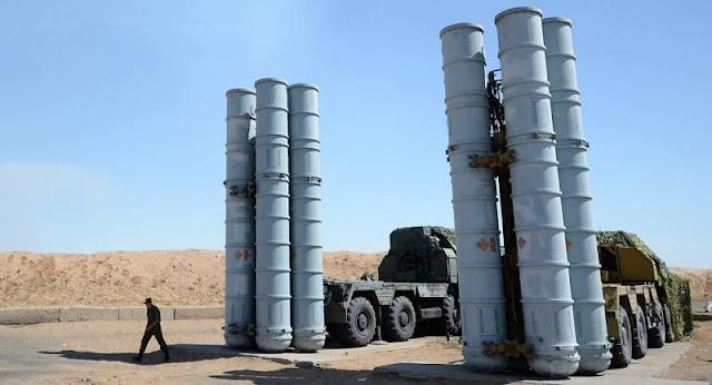 وزير الدفاع الروسي لبوتين إس-300 باتت بيد الجيش السوري.