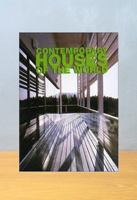 CONTEMPORARY HOUSE OF THE WORLD, Martha Torres Arcila