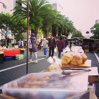 【出店者コラム】日曜市のパン屋さん「たねまるパン」さんがブログを更新しました。「日曜市とパンのリクエスト。」