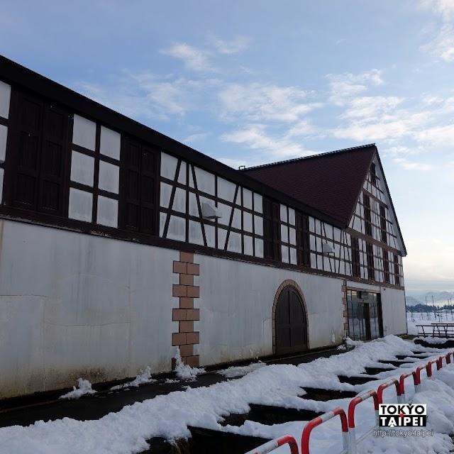 【越後葡萄酒莊】用冰雪釀造和貯存熟成的葡萄酒