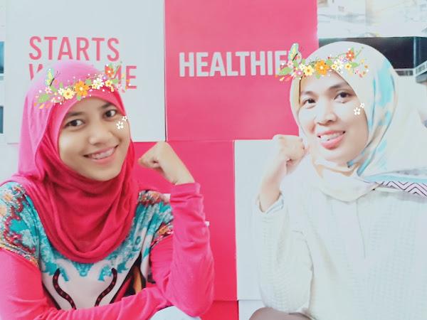 Healthy Living Day : Sebuah Resolusi Hidup Sehat