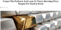 전문가 전망: 금값 온스당 2574 달러, 은값 159 달러