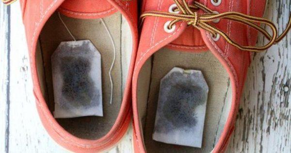Удалить запах из обуви в домашних условиях 49