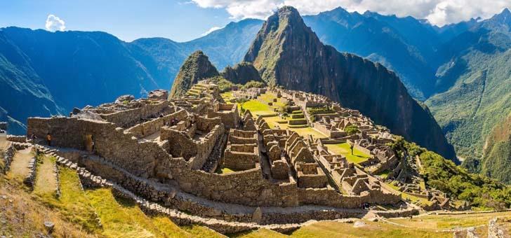 Machu Picchu; Machupicchu District, Peru