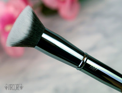 maiko brushes luxury grey 1001
