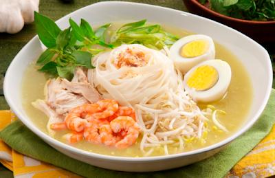 Resep Sup Bihun Udang