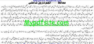 Muhafiz By Anjum Farooq Sahli