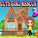 Games4King Cute Girl Resc…