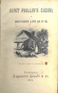 Title page to Uncle Phillis's Cabin
