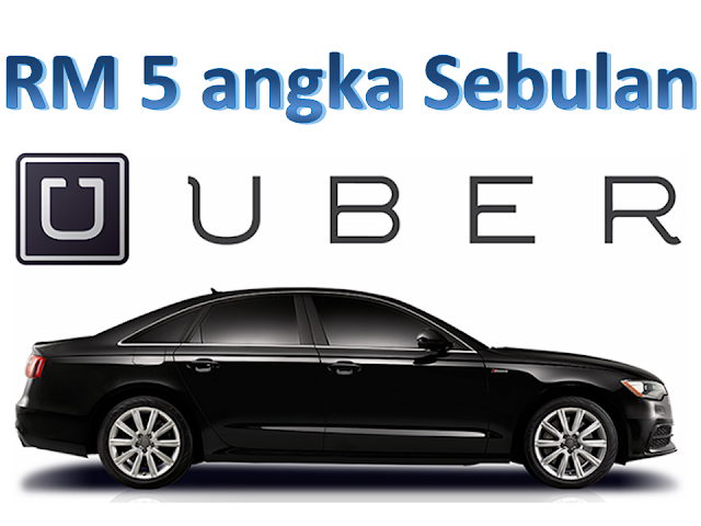 Bekas pemandu UBER berjaya jana pendapatan RM 5 angka sebulan