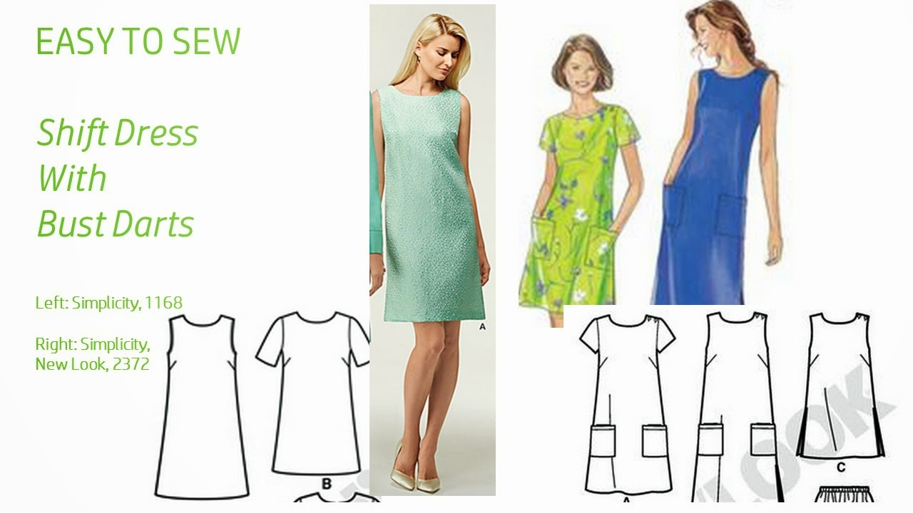 04c9a2dec1ed68 This post is the first of a series on easy to sew dresses that I first  published three years ago. As one of my most popular series, it has always  generated ...