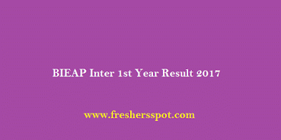 AP Inter 1st Year Result 2017